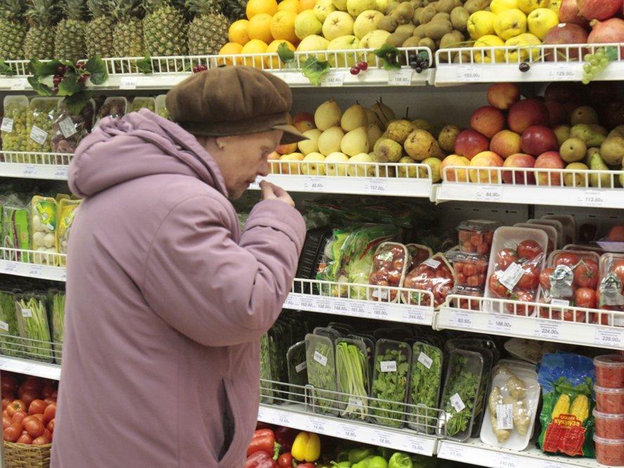 Росстат: в2015-м году инфляция в РФ оказалась минимальной зановейшую историю