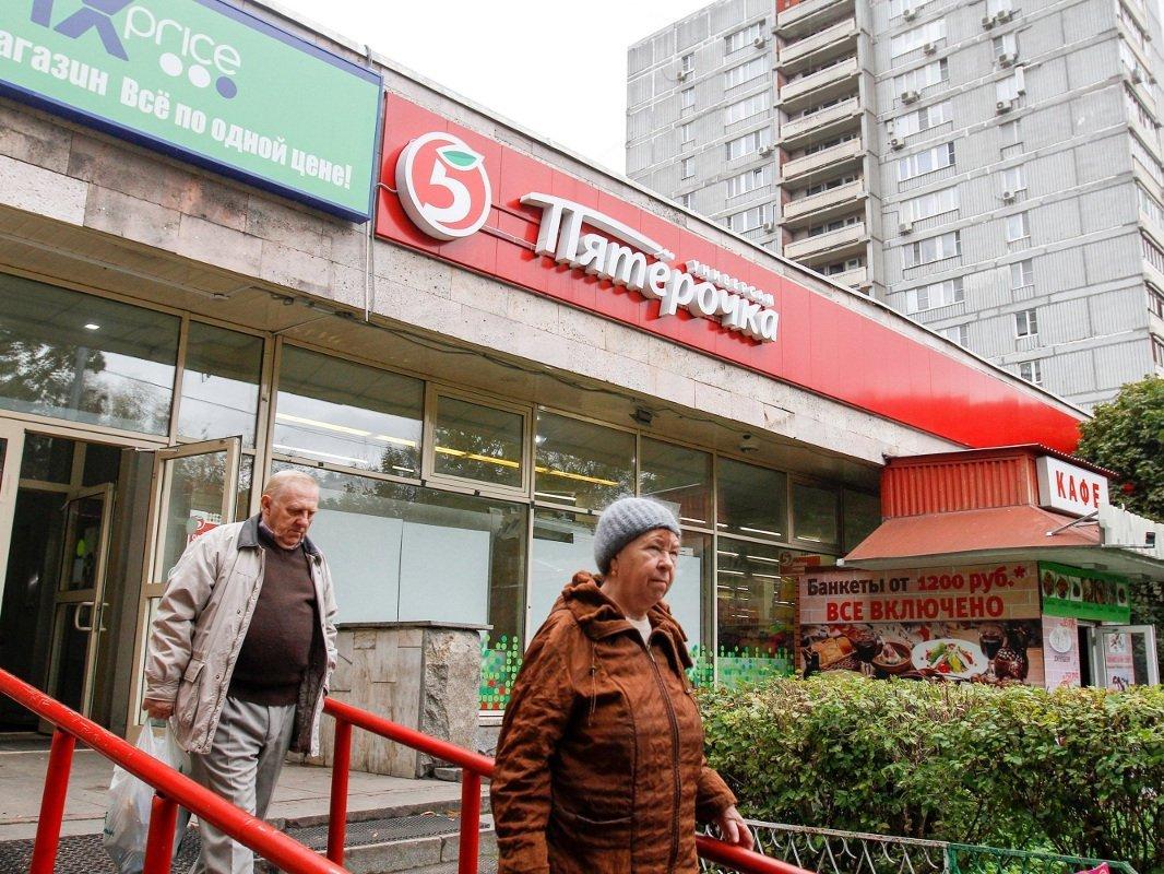 Поставщиков «Пятерочки» просят снизить цены на10% всвязи сукреплением рубля