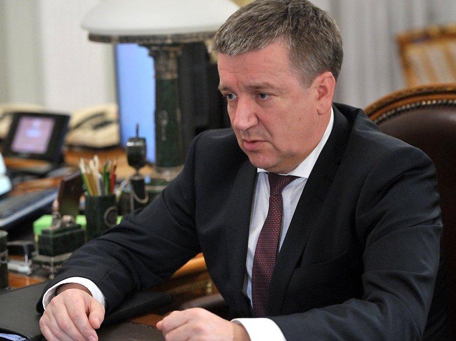 Худилайнен нехотел уходить вотставку ипросил помощи уНарышкина