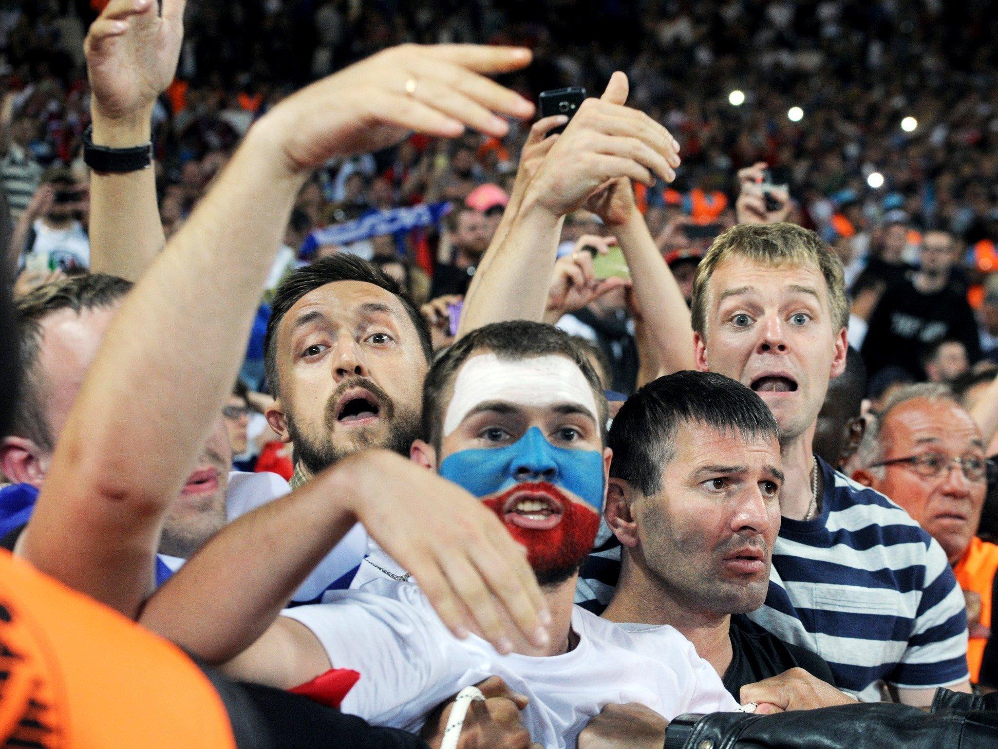 фанаты россии футбол картинки глобус это предметная