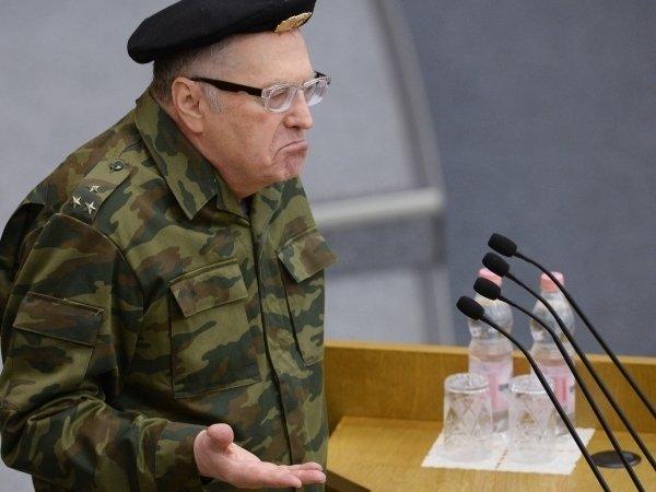 Жириновский пообещал всеобщую амнистию вслучае победы напрезидентских выборах