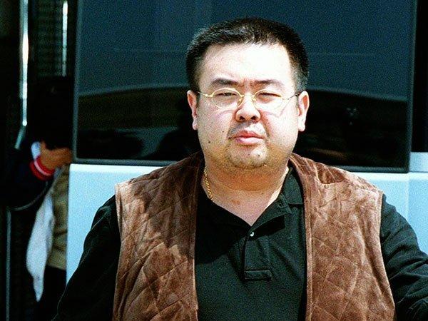 Семья Ким Чен Нама отказалась забирать его тело