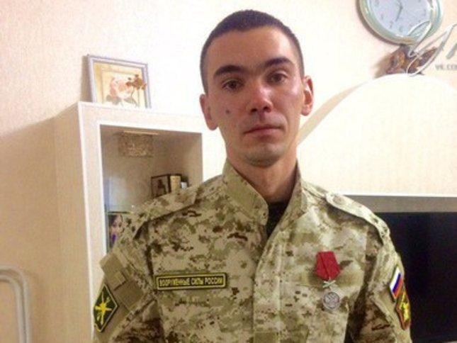 ВЕкатеринбурге похоронили погибшего вСирии русского офицера