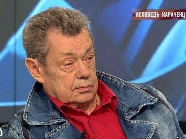 Николай Караченцов после ДТП переведён вНИИимени Склифосовского