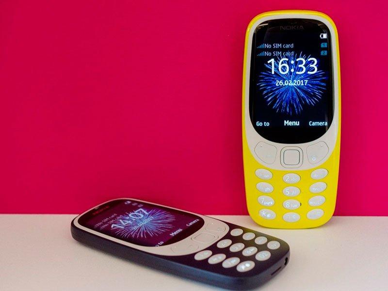 Нокиа заняла первое место в РФ попродажам кнопочных телефонов