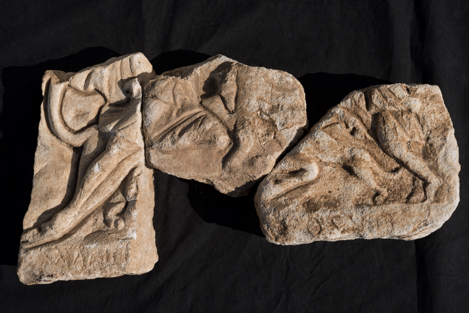 На Корсике найдено святилище Митры