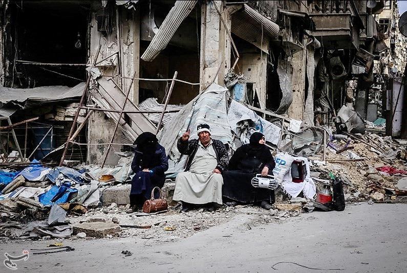 Отношения с францией сирия