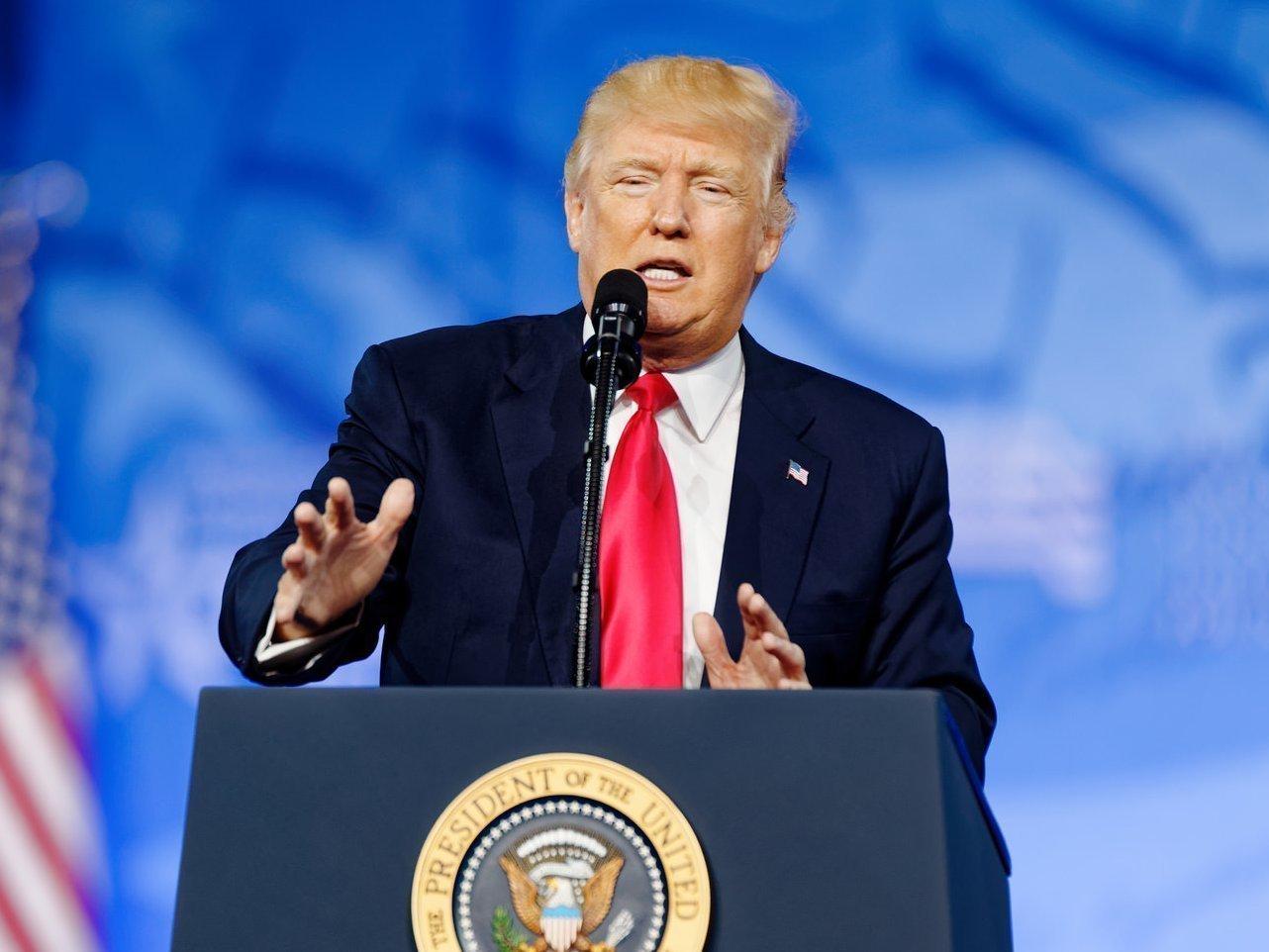 Дональд Трамп назвал КНДР основной угрозой для США