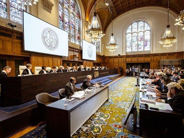 Суд вГааге не навсе 100%  удовлетворил требования государства Украины  поиску к Российской Федерации