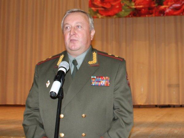 Генерал Варчук вернул 10 млн руб. ипросит овыходе под залог
