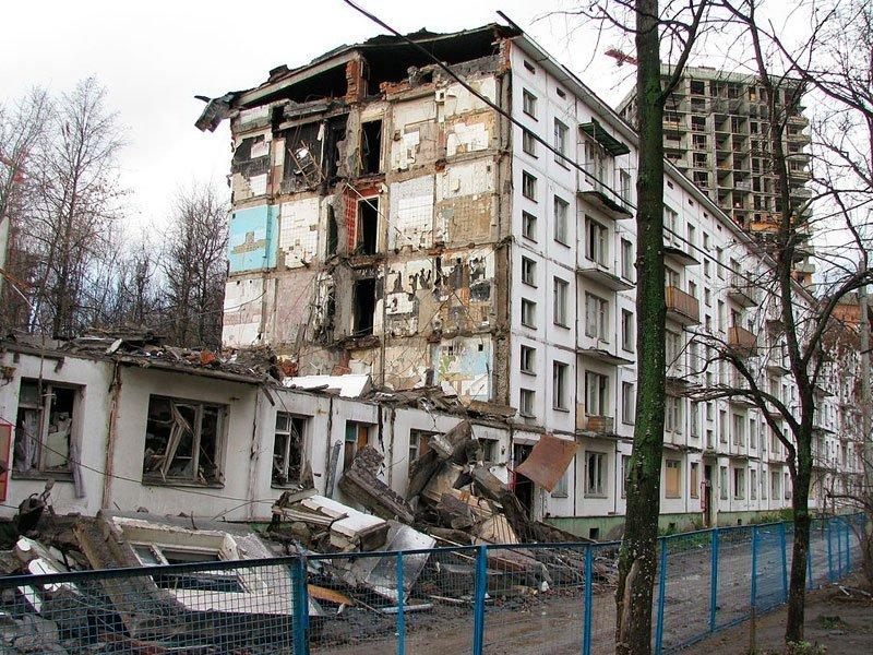 Хрущёвки планируют снести повсей РФ - Совет Федерации