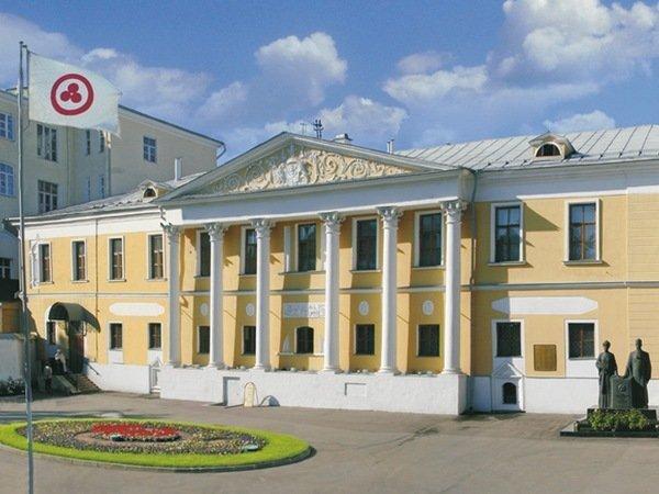 ВМеждународный центр Рерихов пришли собысками