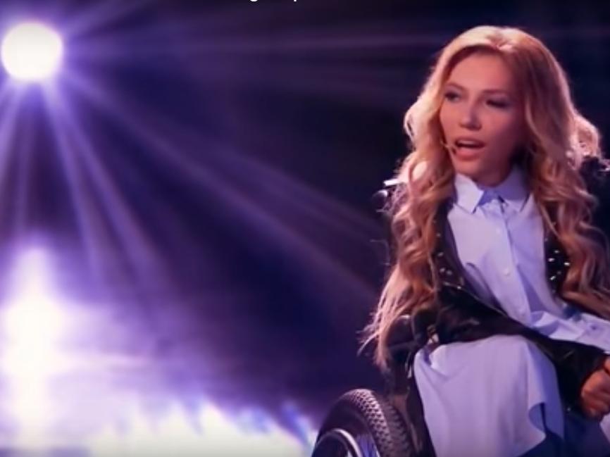 Юлия Самойлова представит РФ  на«Евровидение-2017»: комментарии от эстрадной певицы