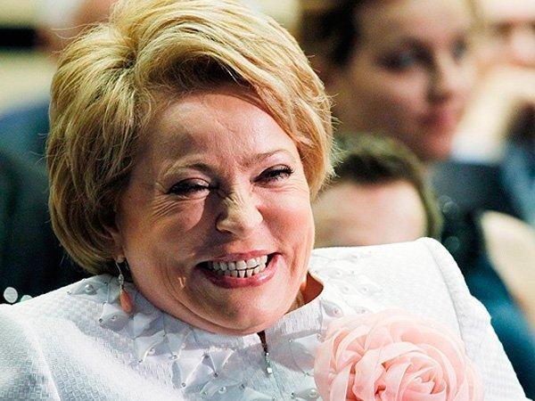 Матвиенко предложила определить стандарт благополучия для граждан Российской Федерации