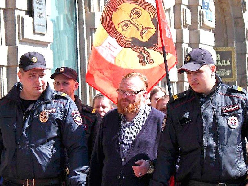 Комиссия поэтике в государственной думе осудила Милонова запотасовку сЛГБТ-активистами