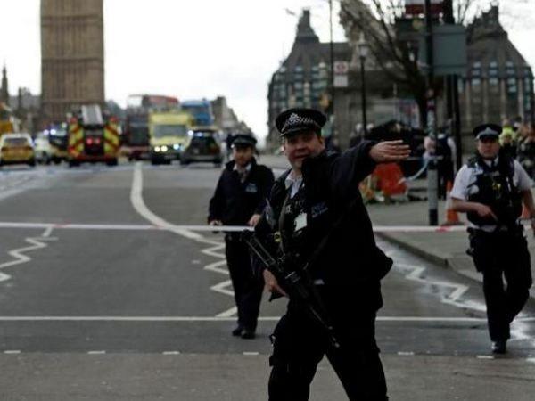 Теракт встолице Англии оказался делом рук ИГИЛ