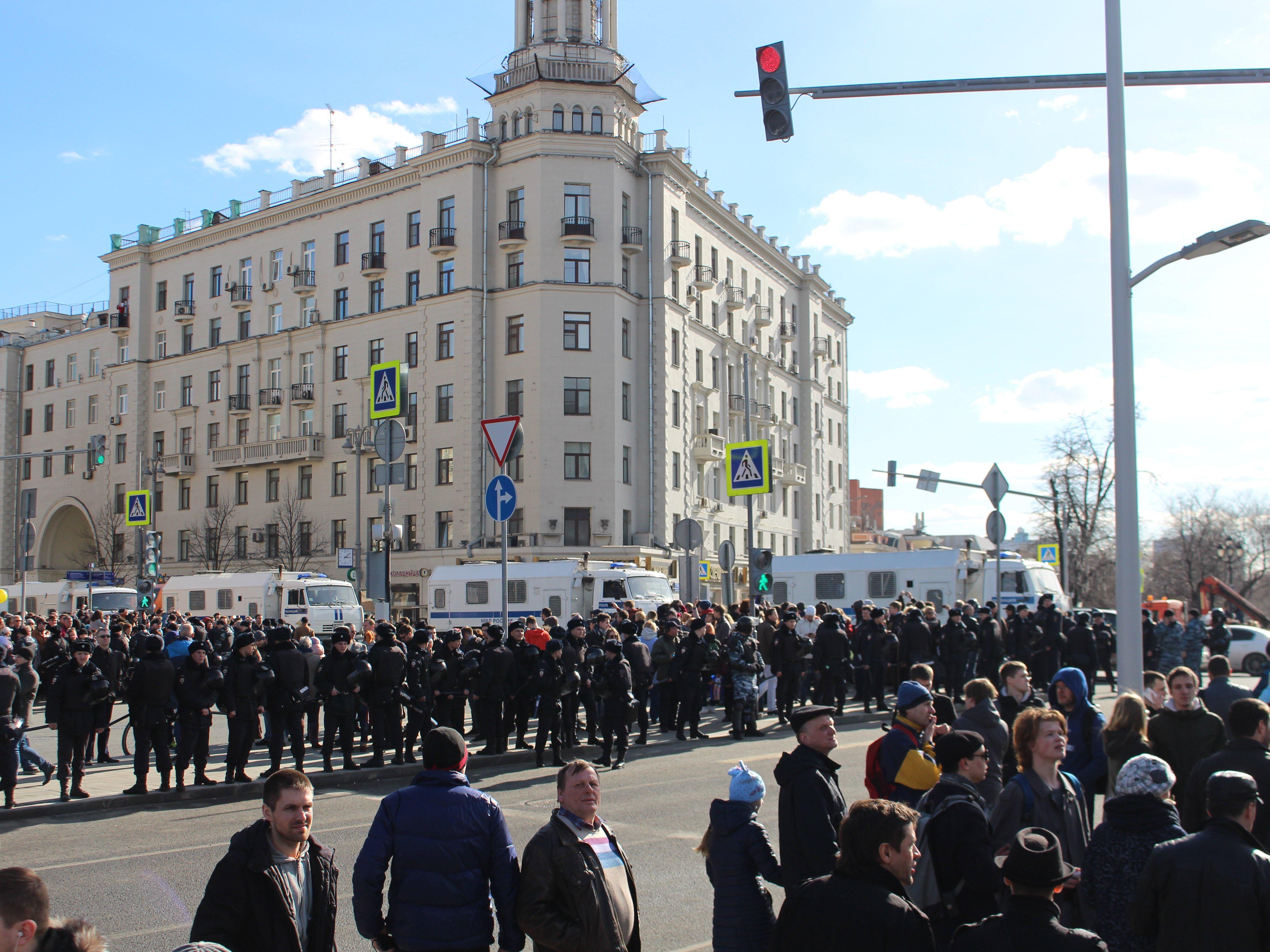 Сторонники Навального согласились провести акцию 12июня напроспекте Сахарова