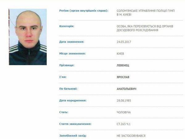 Ярослав Левенец