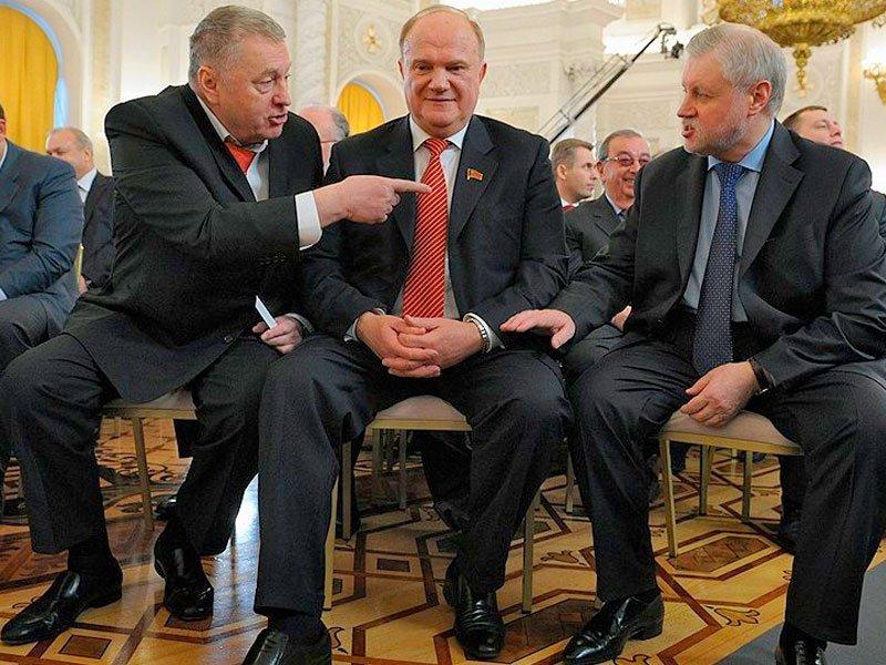 Сергей Миронов выдвинул Мамаева напост кировского губернатора