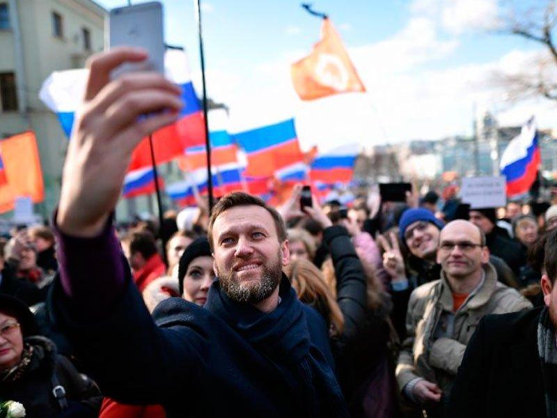 Навальный отказался объяснять объявление Собчак овыдвижении напрезидентские выборы