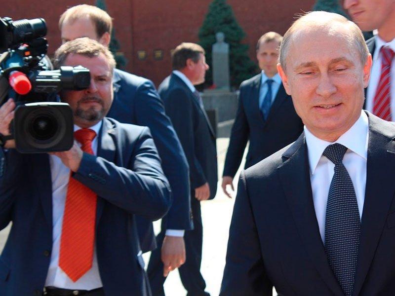 «Янерешил, будули ябаллотироваться вообще»— Путин