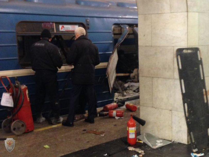 Валютные  компенсации получат 66 пострадавших при взрыве вметро Петербурга