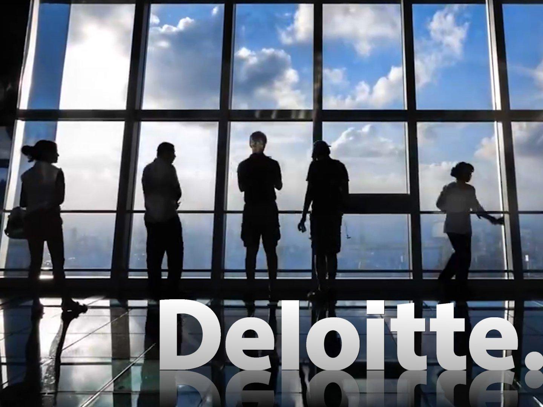 Следователи провели обыски в русском отделе компании Deloitte