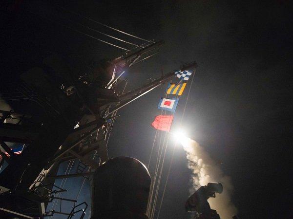 Ракетный удар США посирийской базе несомненно поможет ИГ— Губернатор провинции Хомс