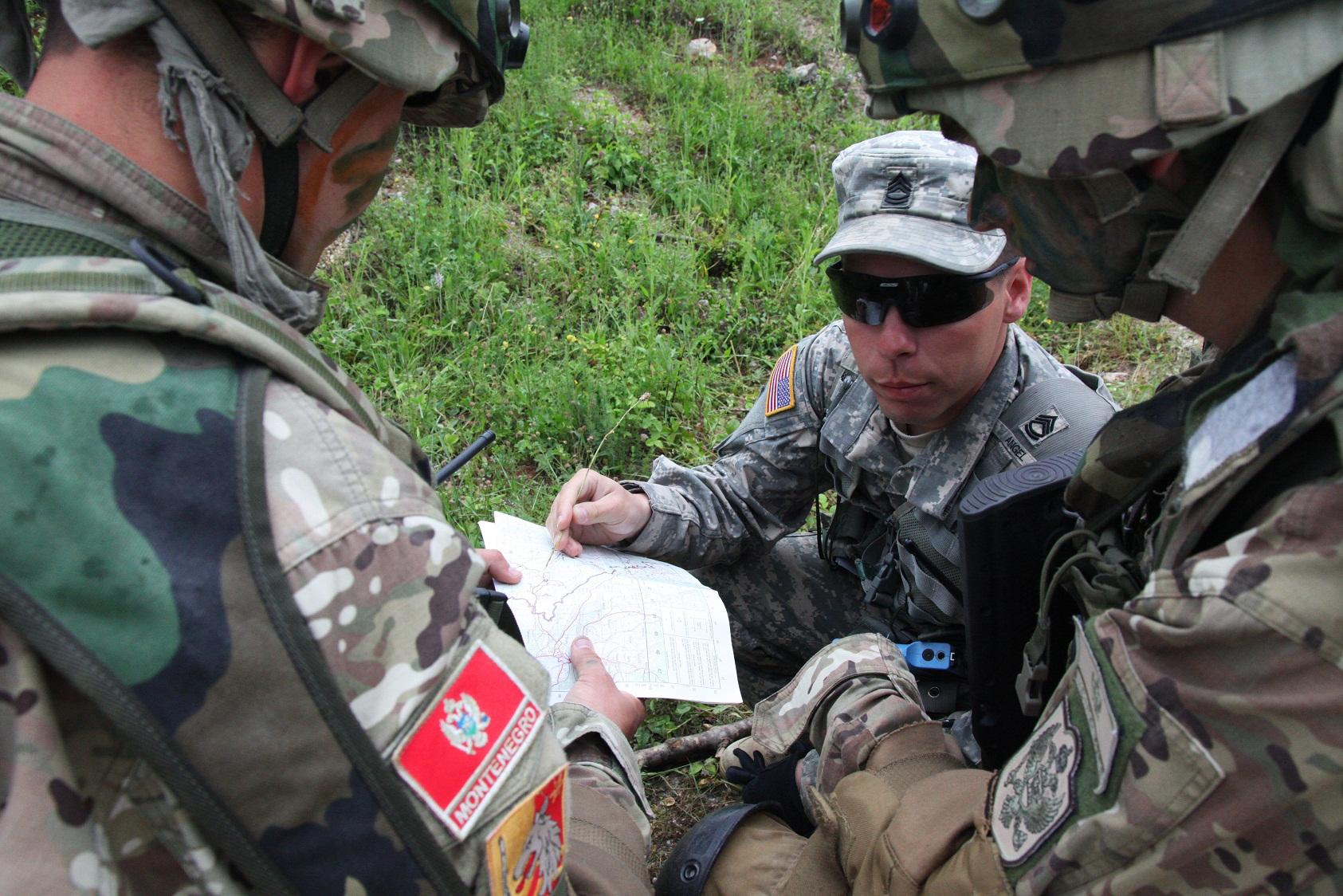 Черногория и членство в НАТО