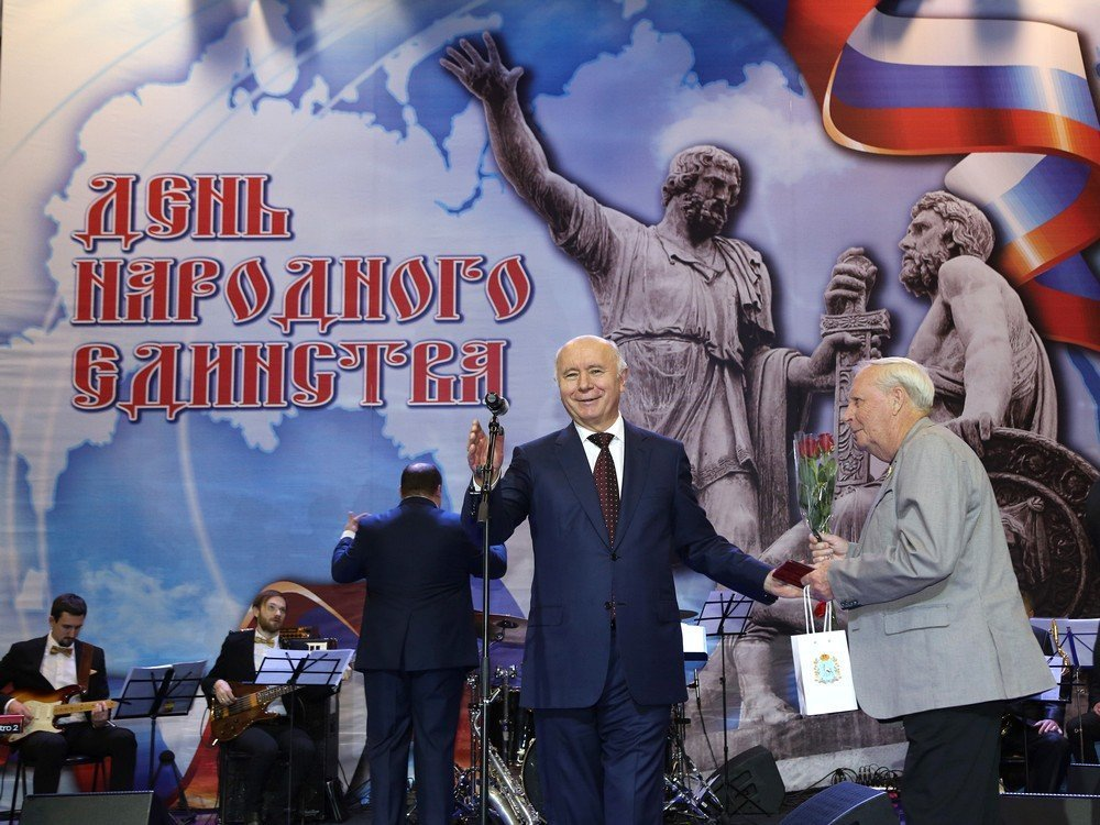 Губернатор Самарской области Николай Меркушкин оставляет собственный пост