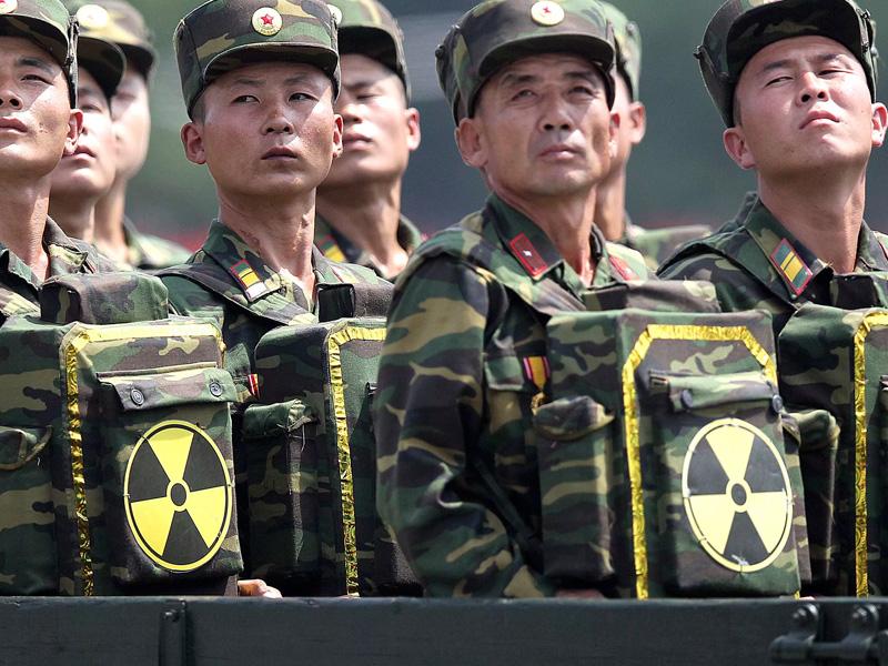 Японцы бегут изЮжной Кореи встрахе перед КНДР