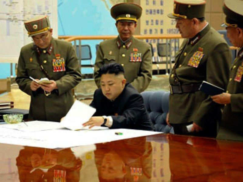 Битва заКорею: США отправили кберегам КНДР вторую ударную группу