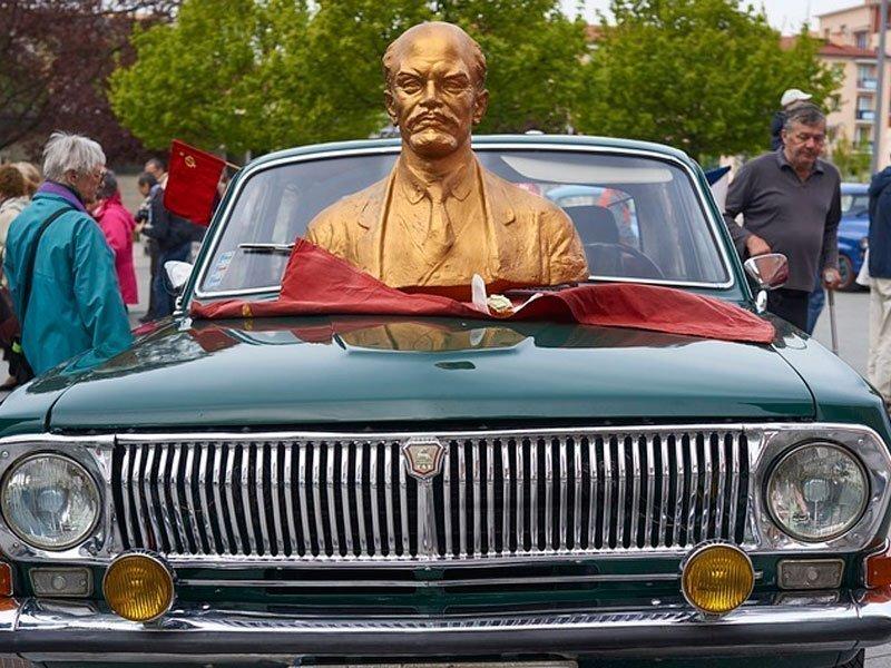 Зюганов потребовал отСовбеза оценить законодательный проект  оперезахоронении Ленина— Вопрос ребром