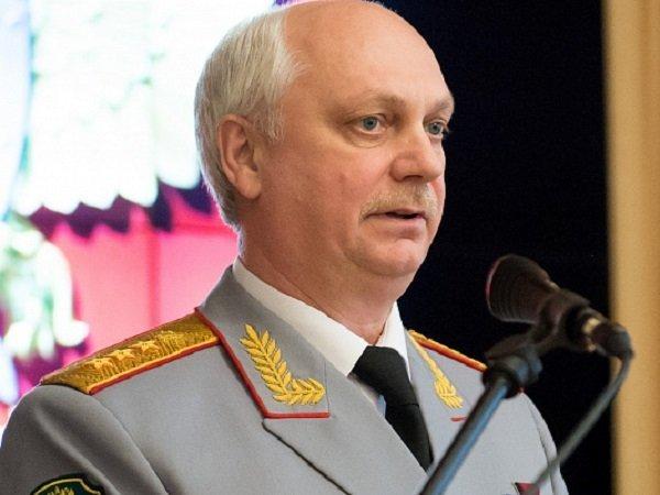 Подал вотставку главный военный обвинитель РФ