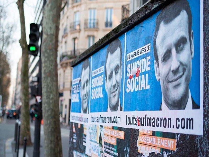 Эммануэль Макрон одержал победу впервом туре президентских выборов воФранции