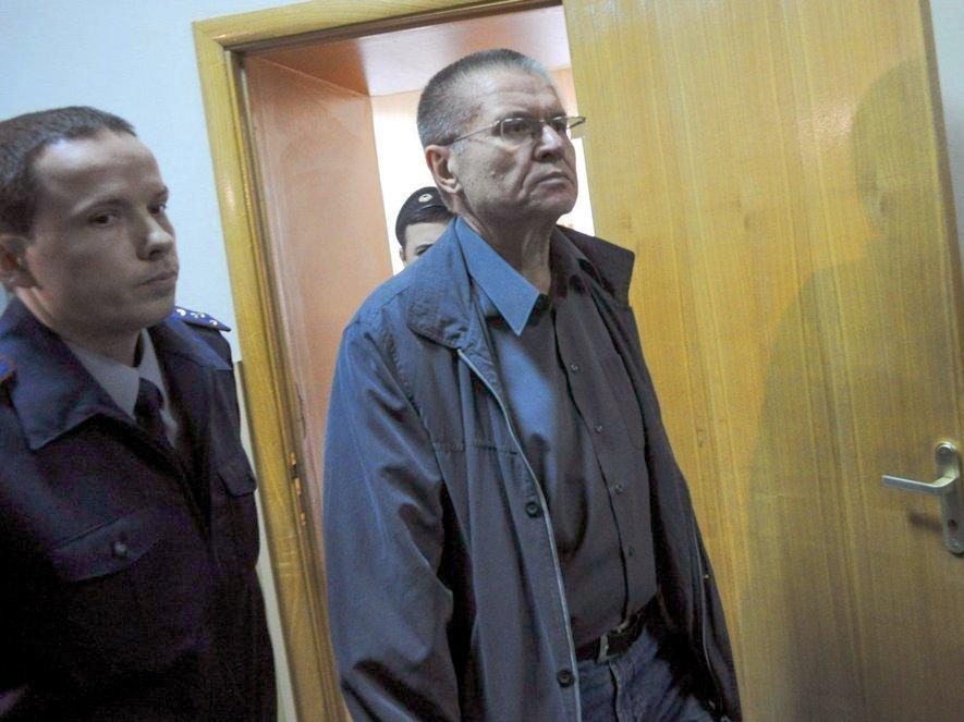 Дело Улюкаева направили вГенпрокуратуру для обвинительного вердикта