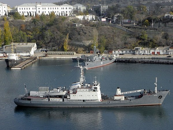 ВЧерном море спасли всех членов экипажа затонувшего русского корабля