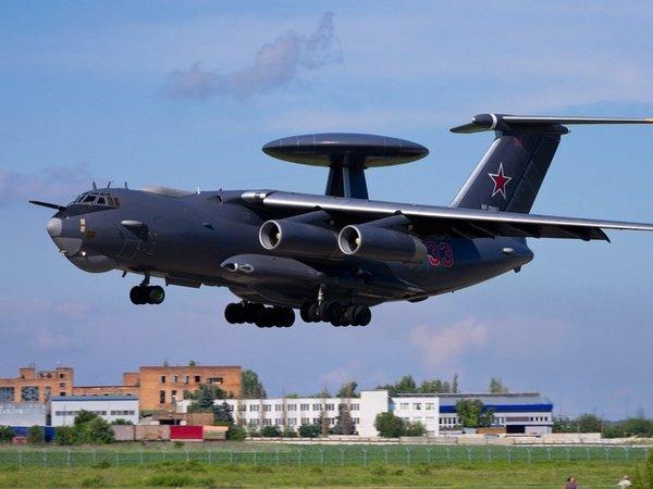 Размещено видео первого полета самого нового «летающего радара» А-100