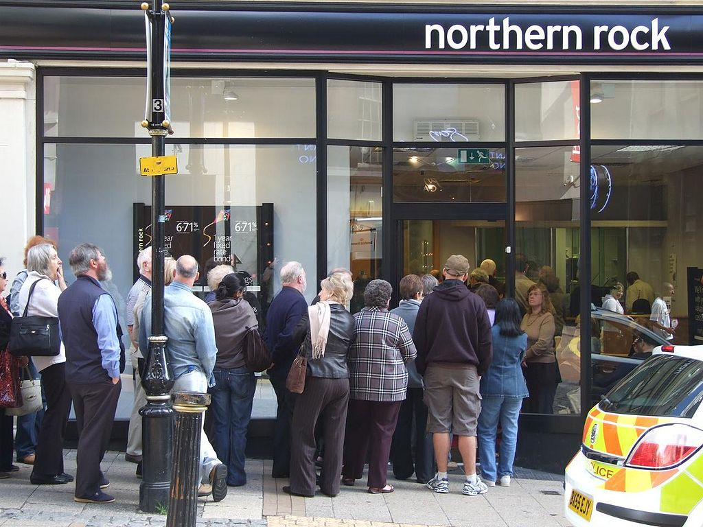 the northern rock crisis essay