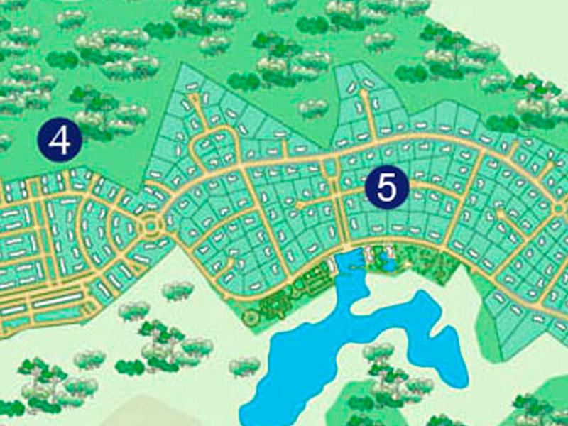 Павлово 2 схема поселка