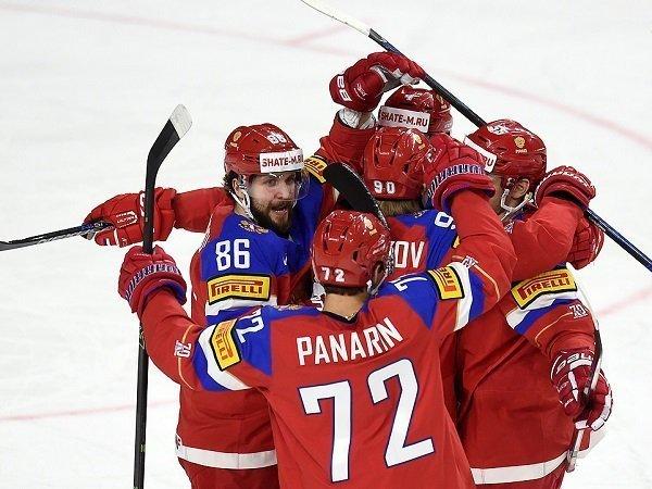 Вчетвертьфинале ЧМ-2017 похоккею РФ сыграет счехами
