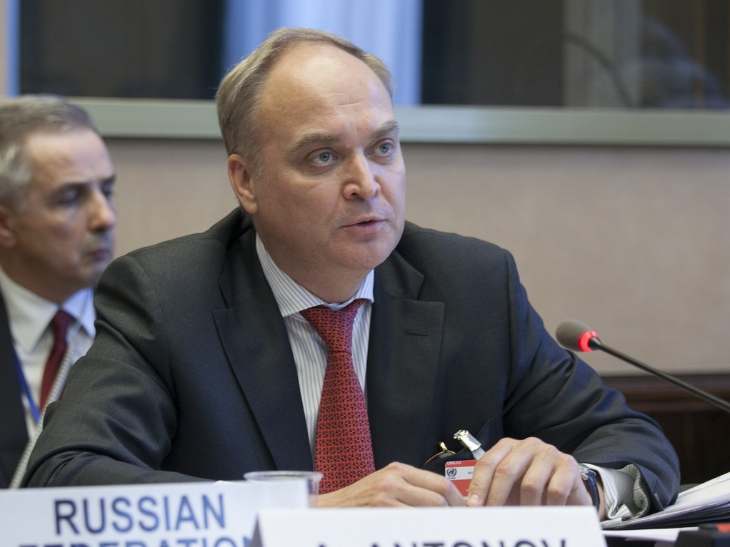 Замгоссекретаря ипосол РФ вСША проведут встречу вВашингтоне