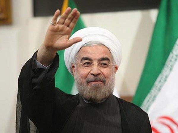 Президент Ирана Хасан Роухан