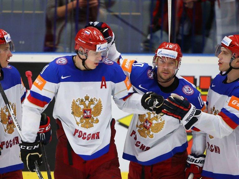 Русские  хоккеисты откажутся играть наОлимпиаде под нейтральным флагом