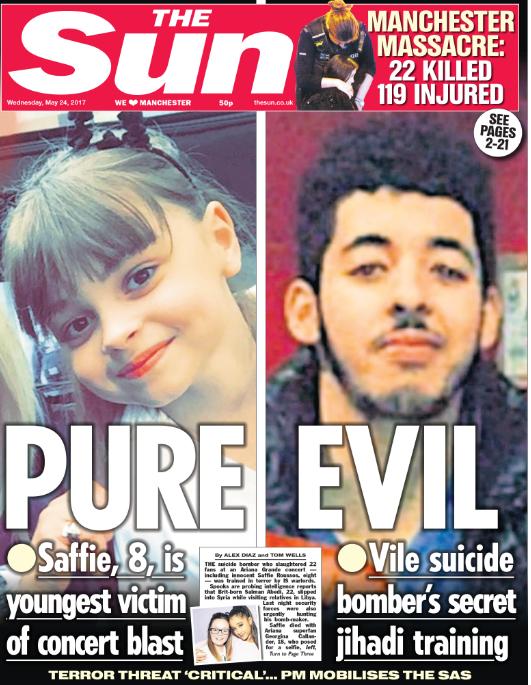 Теракт в Манчестере и Ливия