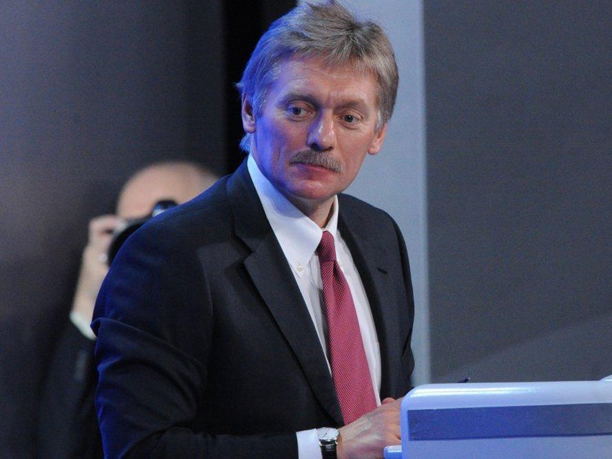 Кремль невкурсе фантазий СБУ об следующем «российском шпионе»