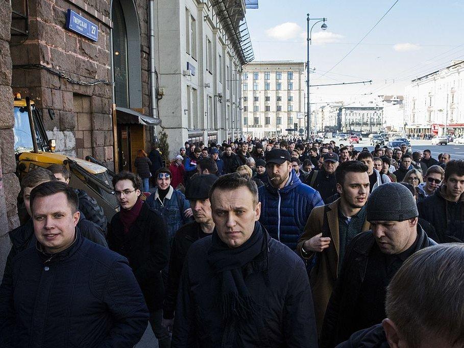 Навальный пожаловался вВерховный суд наЦИК