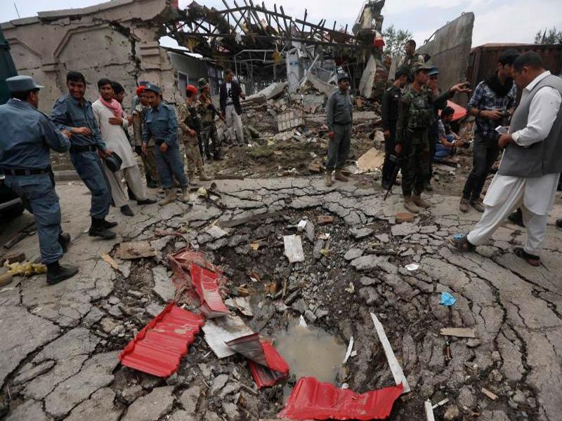 Теракт в Кабуле и американская стратегия