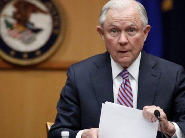 Генеральный прокурор США выступит всенате наслушаниях по Российской Федерации