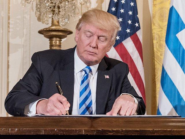 Трамп поведал опоявлении «нового финансового чуда» вСША